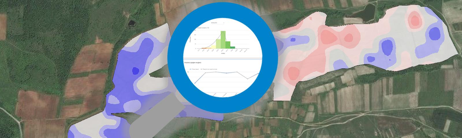 Soil sampling maps in GeoSCAN 3.0