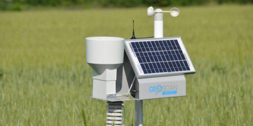 geoscan onsite meteostation