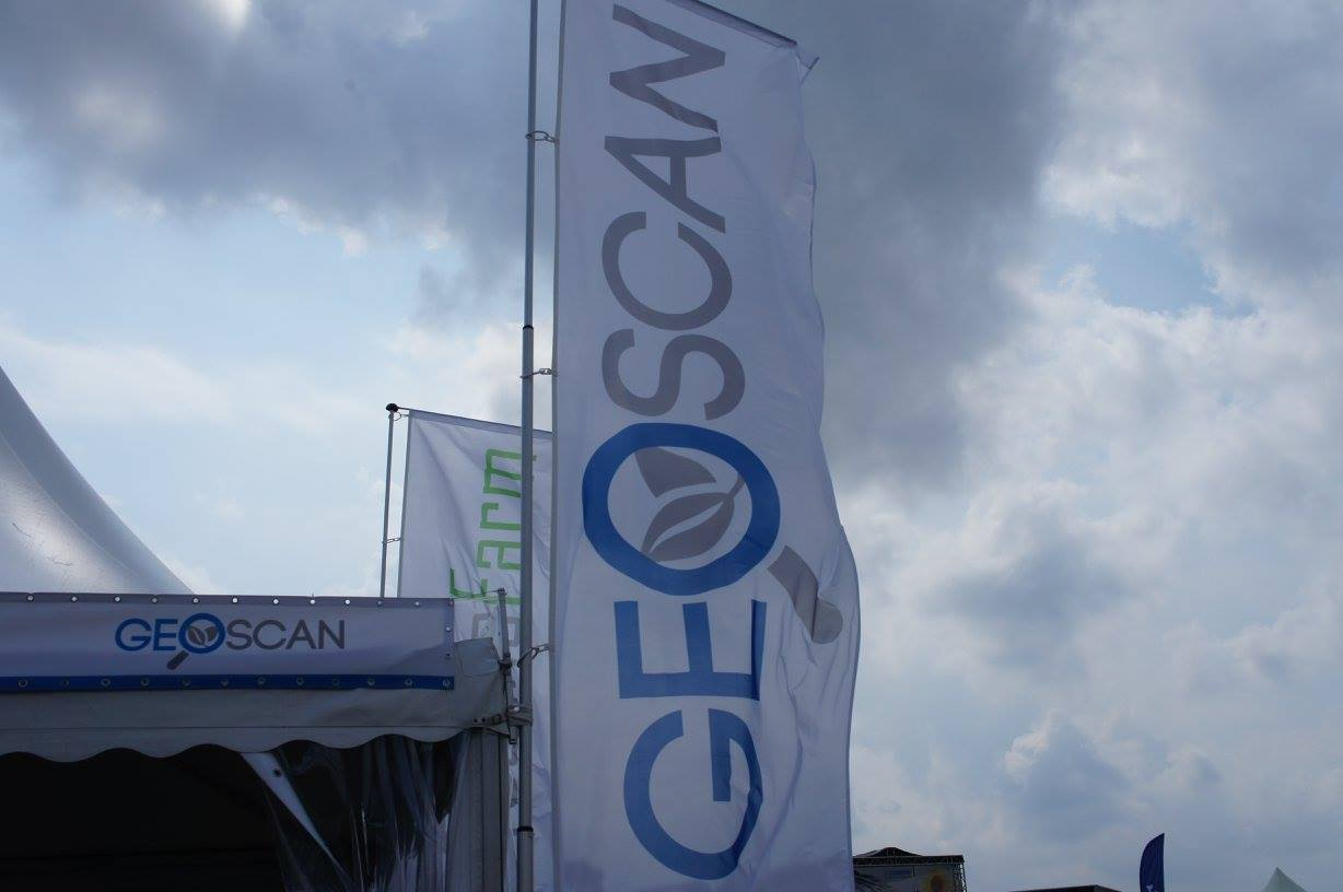 Learn more about GeoSCAN 2.0 during the AGRA 2016 exhibition