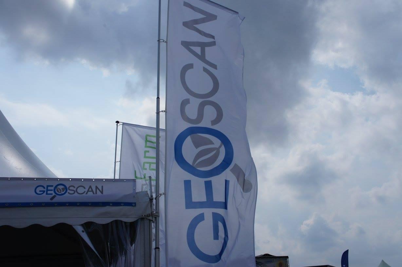 Научете повече за GeoSCAN 2.0 по време на АГРА 2016