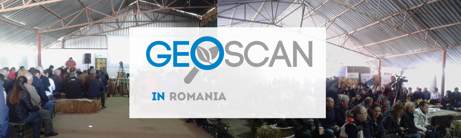 GeoSCAN will be presented during an APPR event in Romania