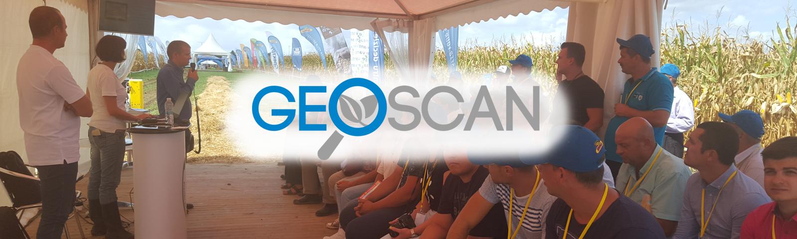 GeoSCAN – Monsanto Summer Tour in Romania